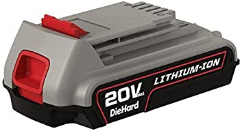 Craftsman 20V MAX Lithium Battery