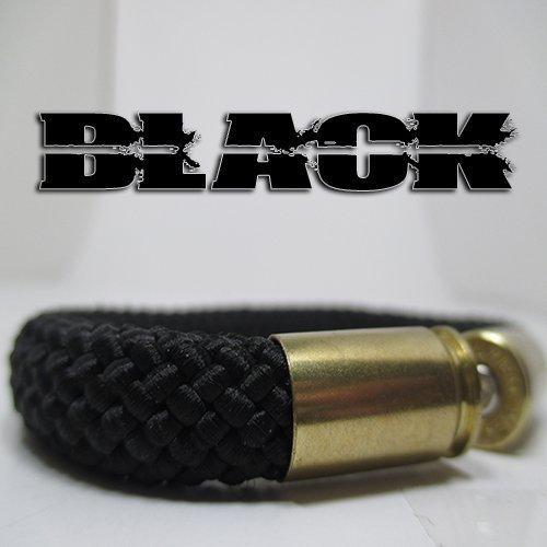 Black Bullet Casings Bracelet