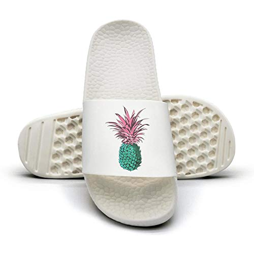 Slippers Pineapple Design Womens Casual Sandals Pineapple 3d Fashion be Vintage Like a Hawaii Cw56Twq