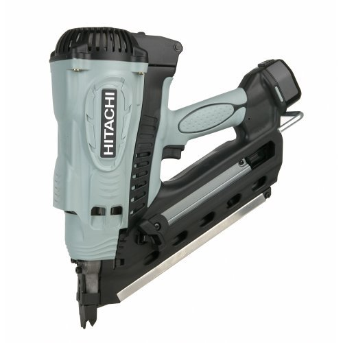 Factory-Reconditioned: Hitachi NR90GC2 2-Inch to 3-1/2-Inch Clipped Head Cordless Gas Framing Nailer