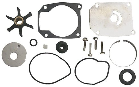Sierra International 18-3385 Marine Water Pump Kit for Johnson/Evinrude Outboard Motor 4183385