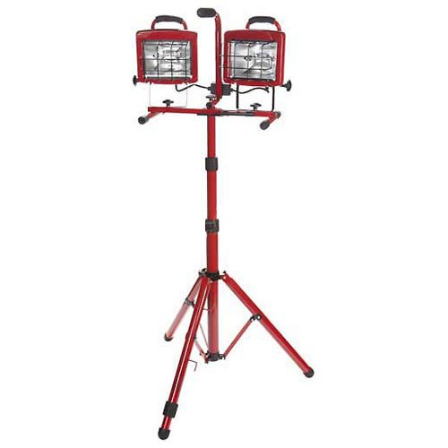 Professional Tower Light, Red - Lot of 2