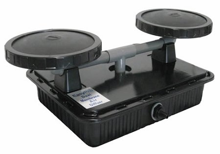 EasyPro EPMD2 Dual Membrane Diffuser Assembly Airflow from 1.6 - 6 CFM