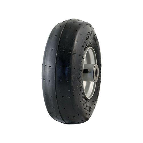 MARASTAR 21018 Universal Fit 9x3.50-4 Lawnmower Tire/Wheel Assembly ()