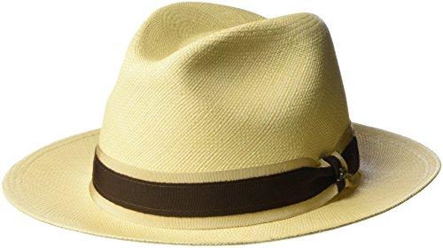 Tommy Bahama Men's Panama Safari Hat, Natural, One Size