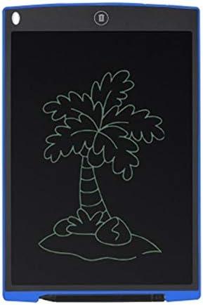 LKJASDHL 子供のスマートタブレットカラースクリーンLCD LCD絵画落書きワードパッド12インチギフトおもちゃで描く光おもちゃ描画タブレット (色 : 青)