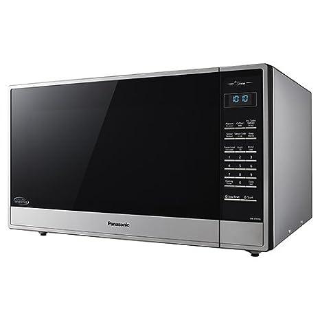 Panasonic 2.2 Cu. Ft. Horno de microondas con tecnología inversora ...