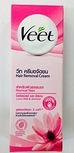 Veet Hair Removal Cream Nomal Skin in 3