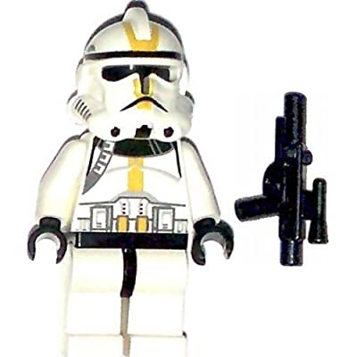 LEGO Star Wars Minifig Clone Trooper Episode III Star Corps Trooper: Toys & Games