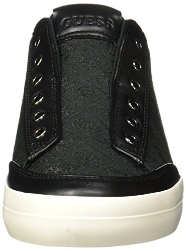 GUESS Mens MITT2 Sneaker Black Multi GIl1h
