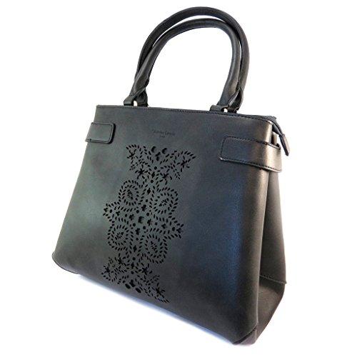 Christian Lacroix P3046 - Borsa creativa nero - 33x27x15.5 cm. Comprar Tienda De Descuento Barato En Venta Baúl Comprar Falso Barato Compra Venta El Envío Libre Cómodo a4SCcX