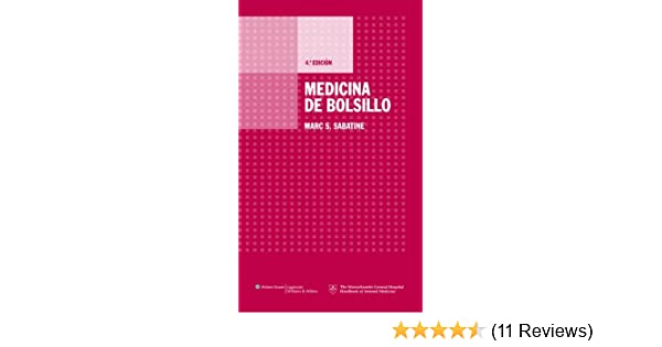 Medicina de bolsillo (Spanish Edition): 9788415840886: Medicine & Health Science Books @ Amazon.com