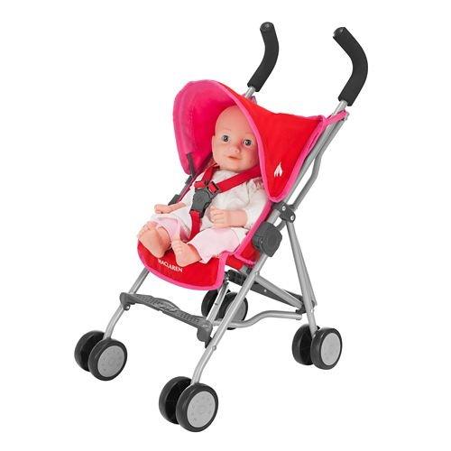 Maclaren Junior Quest Baby Doll Stroller - 6