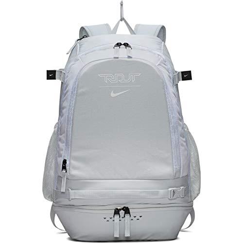 466466104519 NikeTrout Vapor Baseball Backpack (Grey)