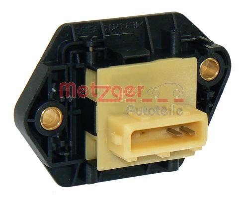 Metzger 0912050 - Genuine Interruttore, Luce Di Retromarcia
