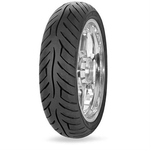 Avon Tyres Roadrider AM26 Tire - Rear - 160/80V-15 , Position: Rear, Tire Size: 160/80-15, Rim Size: 15, Tire Type: Street, Tire Construction: Bias, Tire Application: Sport, Load Rating: 74, Speed Rating: V 2270011 by Avon Tyres (Image #1)