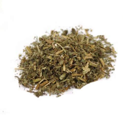 Starwest Botanicals Agrimony herb c/s organic Agrimonia Eupatoria 4oz bag