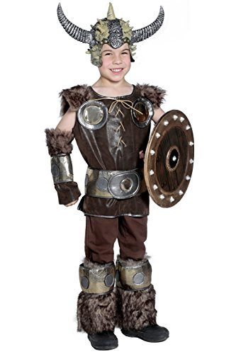 Princess Paradise Viking Costume Set, Multicolor, Small/Medium -