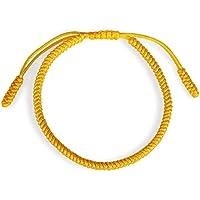 TOOGOO Tibetan Buddhism Lucky Tibetan Bracelet and Bracelet Women's Men's Handmade Original Rope Gift Bracelet
