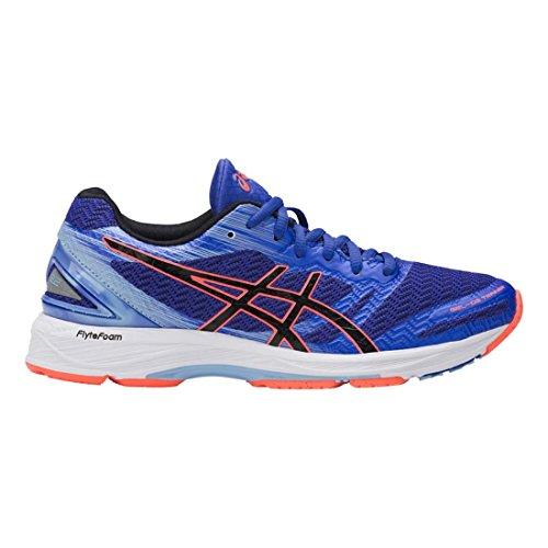 ASICS Women's Gel-DS Trainer 22 Blue/Purple/Black/Coral 7.5 B(M) US