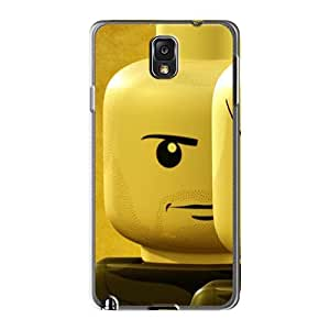 SherriFakhry Samsung Galaxy Note3 Bumper Hard Cell-phone Case Unique Design Vivid The Lego Movie Pattern [QKn18690WdTD]