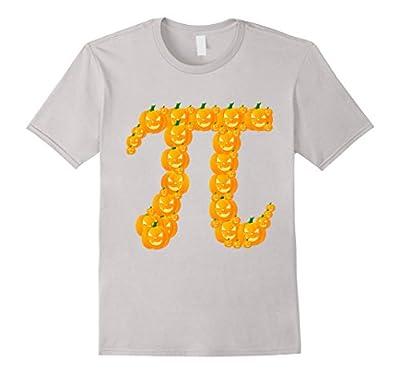 Funny Pi Pumpkin Pie Halloween Shirt
