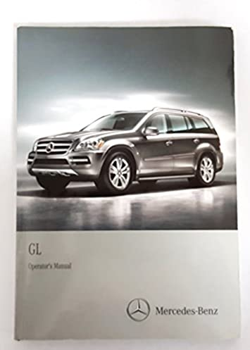 2012 mercedes gl class w comand owner s manual set mercedes benz rh amazon com gl450 user manual 2018 GL450