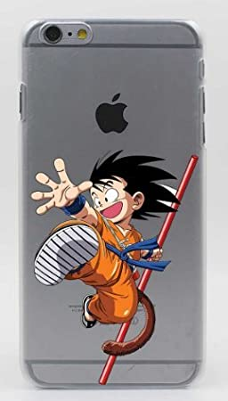 coque dbz iphone 8