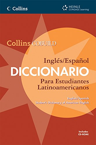 Collins COBUILD English/Spanish Student's Dictionary of American English with CD-ROM: Collins COBUILD Ingles/Espanol D