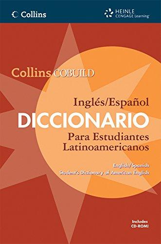 Collins COBUILD English/Spanish Student's Dictionary of American English with CD-ROM: Collins COBUILD Ingles/Espanol Dic
