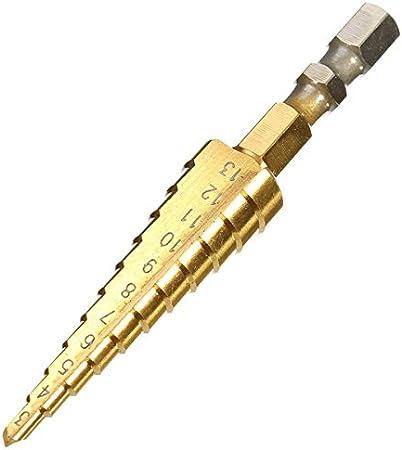 HSS short step drill bit Ø 3//13mm