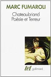 Chateaubriand:Poésie et Terreur