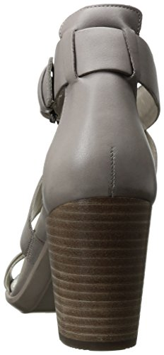 Ecco Shape 65 Block Sandal, Sandalias de Tacón Mujer Gris (1459Moon Rock)
