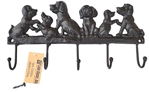 Lulu Decor Hooks Antique Black product image