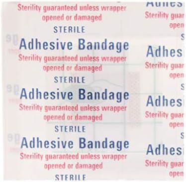 Longsw - 10 pegatinas de hemostasis, impermeables, adhesivas, 3,8 x 3,8 cm: Amazon.es: Salud y cuidado personal