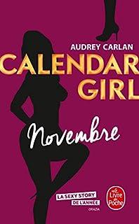 Calendar girl 11 : Novembre, Carlan, Audrey