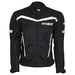 Yamaha Riding Jacket (Black, XL)