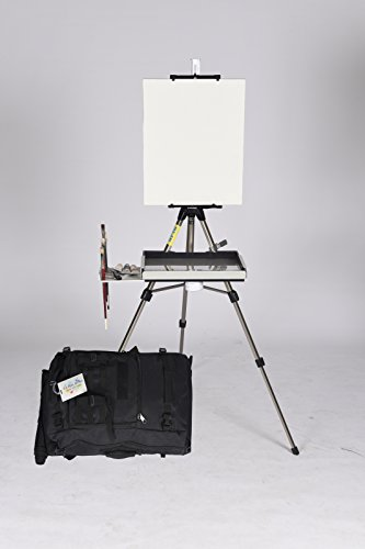 Air Easel (Advanced Series En Plein Air Pro Oil & Acrylic Easel Package with Sliding Shelf)