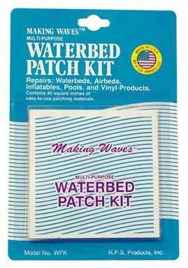 Making Waves Waterbed Patch Kit by Rps Products