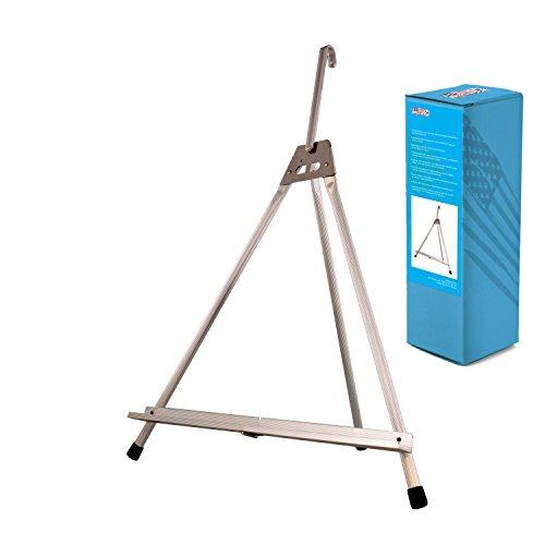 table aluminum tri pod artist