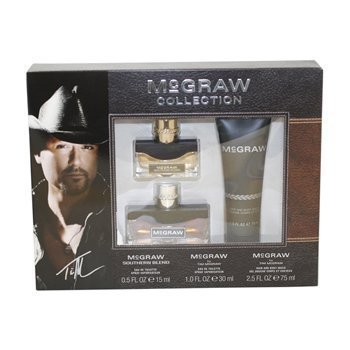 Tim Mcgraw 3 Piece Gift Set for Men