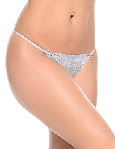 Women's Lacy One V-string Panty (XL)