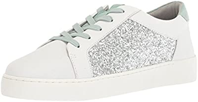 NINE WEST Women's Pereo Leather Sneaker