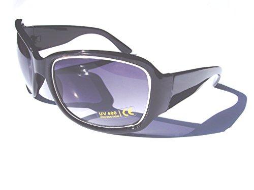 Gafas de sol negro para hombre Ladgecom AxwCq5TA