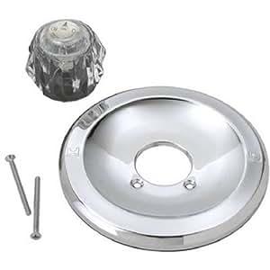 BrassCraft SK0095 Single Handle Tub and Shower Trim Kit