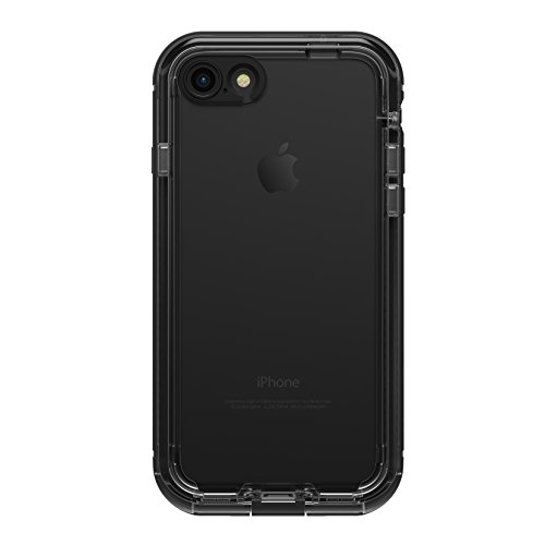 LifeProof NÜÜD SERIES Waterproof Case for iPhone 7 (ONLY) - Retail Packaging - BLACK