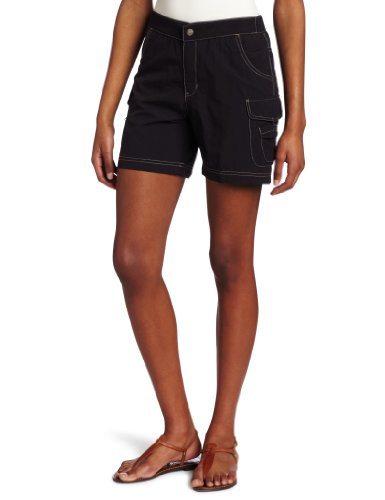White Sierra Women's Crystal Cove River Short, Large, Black ()