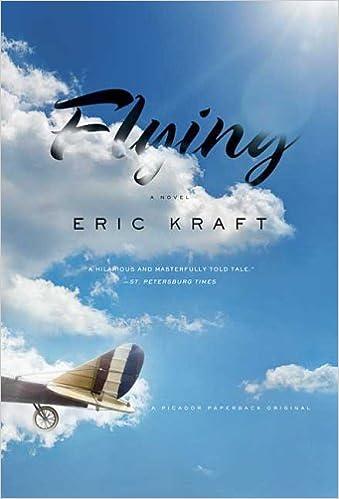 Flying Eric Kraft 9780590463645 Amazon Books