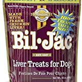 Bil-Jac Liver Treats – 10 oz, My Pet Supplies