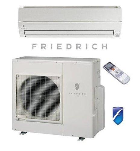 12,000 Btu/h 21 Seer Friedrich Single-Zone Mini Split Heat Pump System - M12YH-MW12Y3H-MR12Y3H